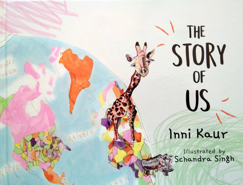 OP The story of us Cover1